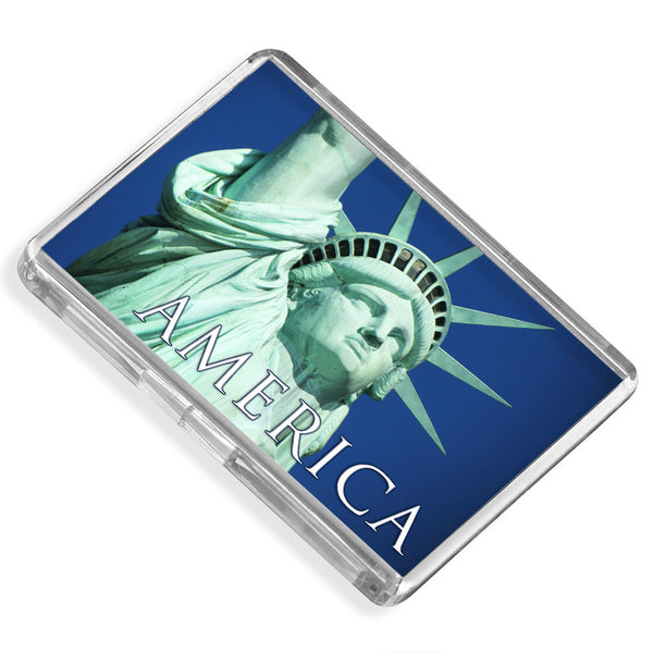 New York Fridge Magnet | America