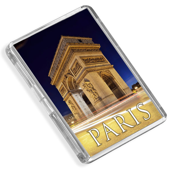 Paris Champs Elysees Fridge Magnet | France