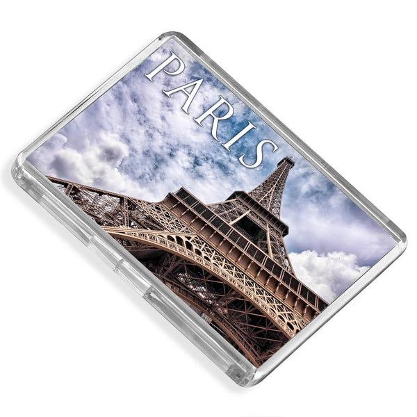 Paris Eiffel Tower Fridge Magnet | France