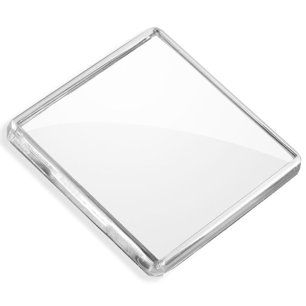 Blank Square Fridge Magnets | 58mm x 58mm