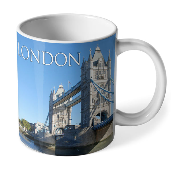 London Tower Bridge Ceramic Mug | UK