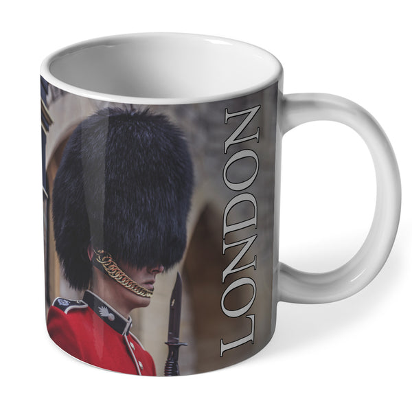 Royal Guard London Ceramic Mug | UK