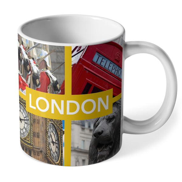 London Ceramic Mug | UK