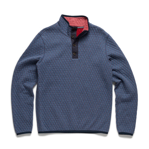 Quilted Fleece Popover