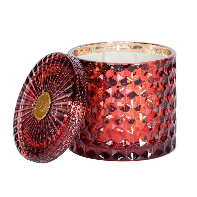 Holiday Spice Shimmer Candle