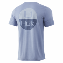 Load image into Gallery viewer, Huk Horizon Lines Tee