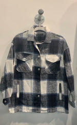 Veronica Plaid Shacket
