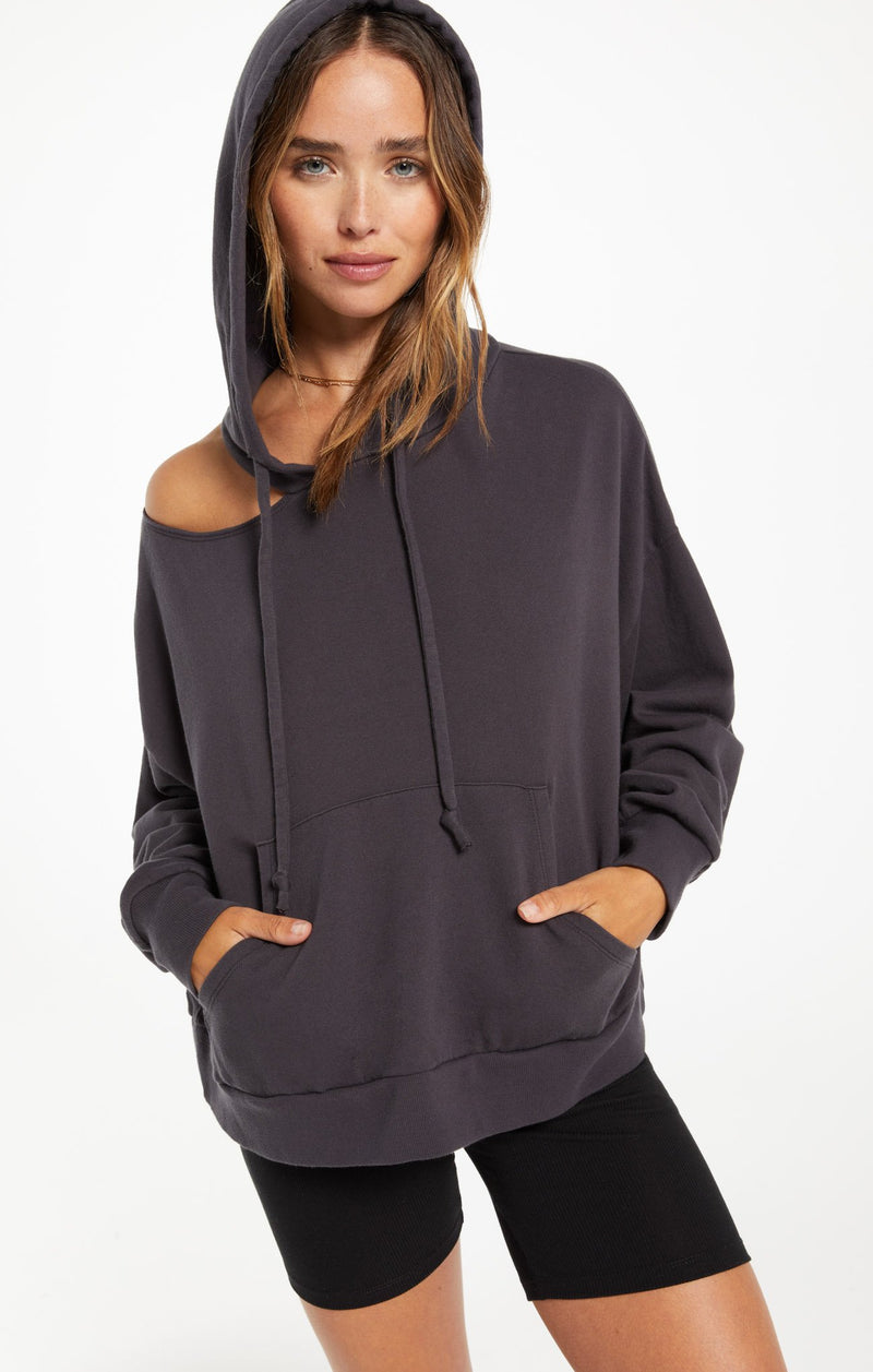 Jerri Cut Out Sweatshirt