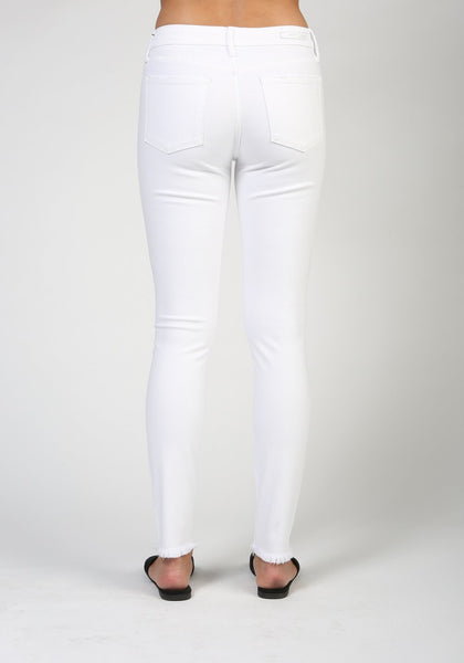 Bali White Denim - B Boutique