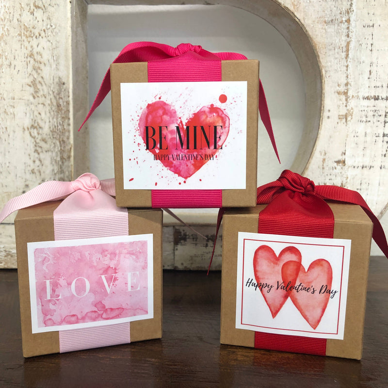 Valentine's Day Custom Gift Boxes
