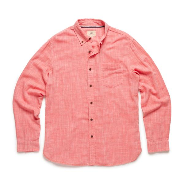 Brian Slub Cotton Shirt