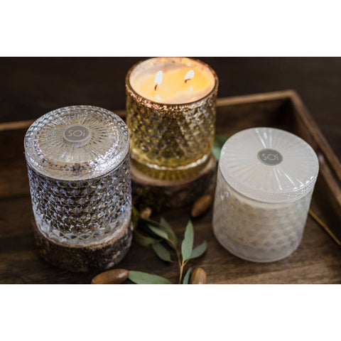 Maplewood Shimmer Candle