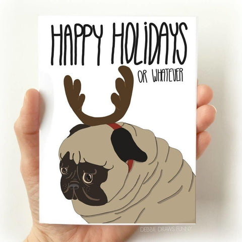 Holiday Card - B Boutique