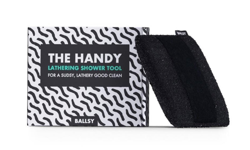 Ballsy Handy Shower Tool