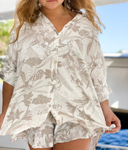 Load image into Gallery viewer, Oahu Shirt/Coverup