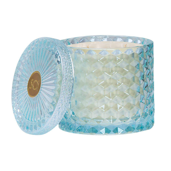 Shimmer Double Wick Candle - B Boutique