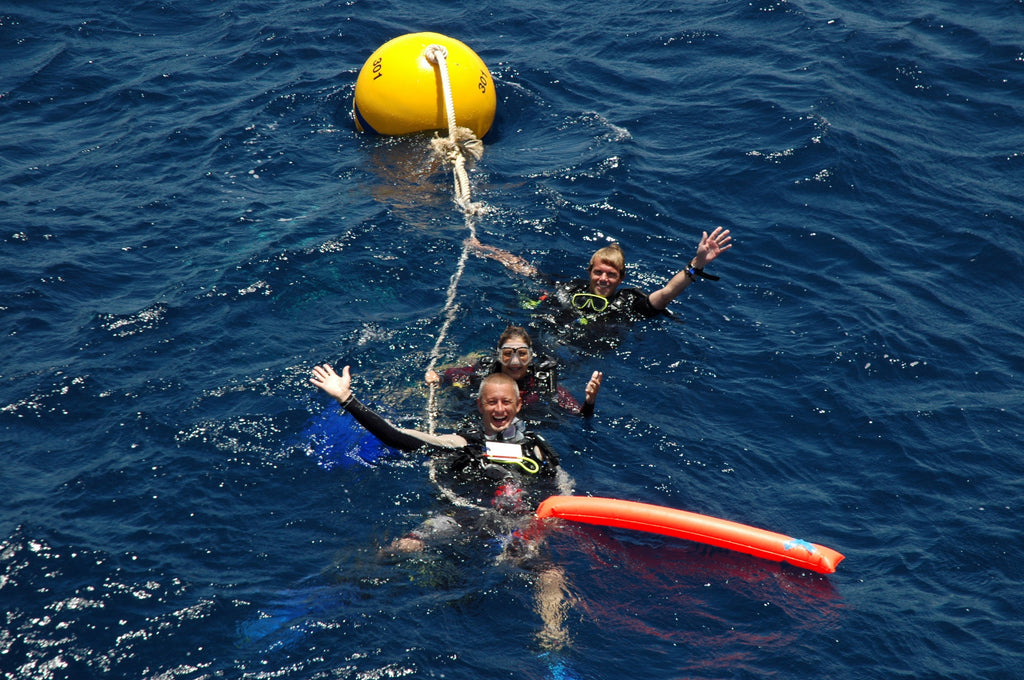 Scuba Surface Marker Buoys (SMB) – a How-to Article