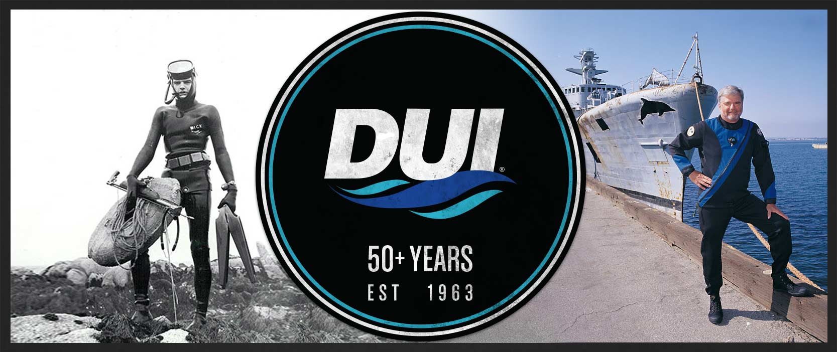 DUI | Diving Unlimited International - Diving Drysuits and Dive Gear More than 50 Years of Thermal Protection Diving Experience
