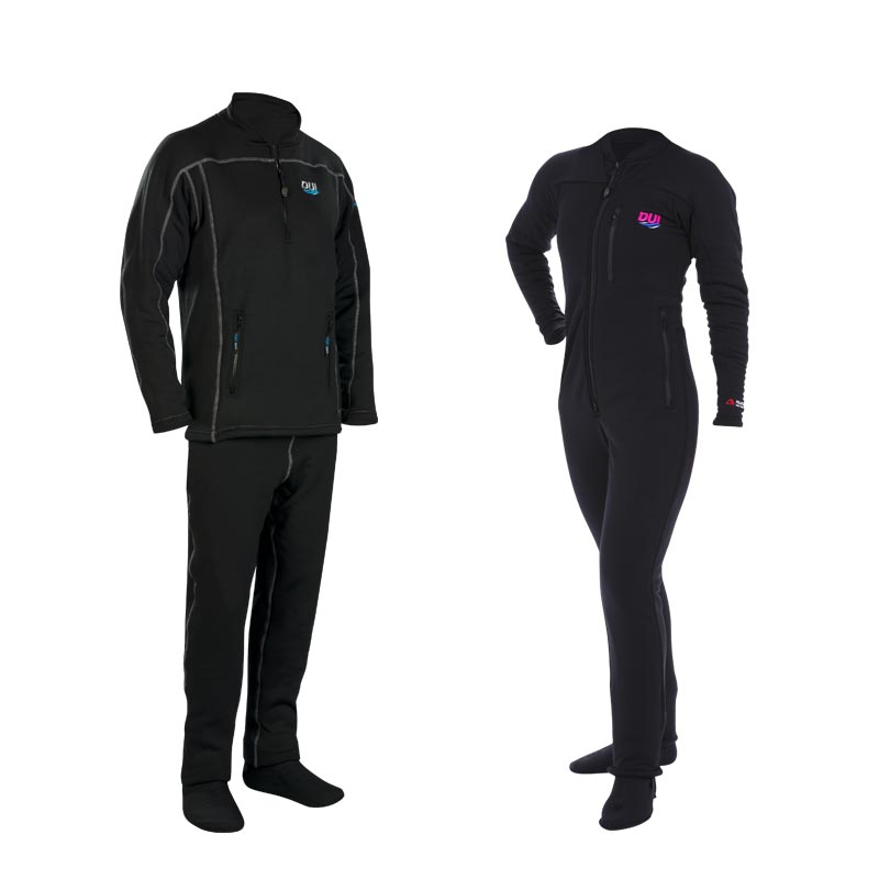 DUI Drysuit Divewear and Insulation