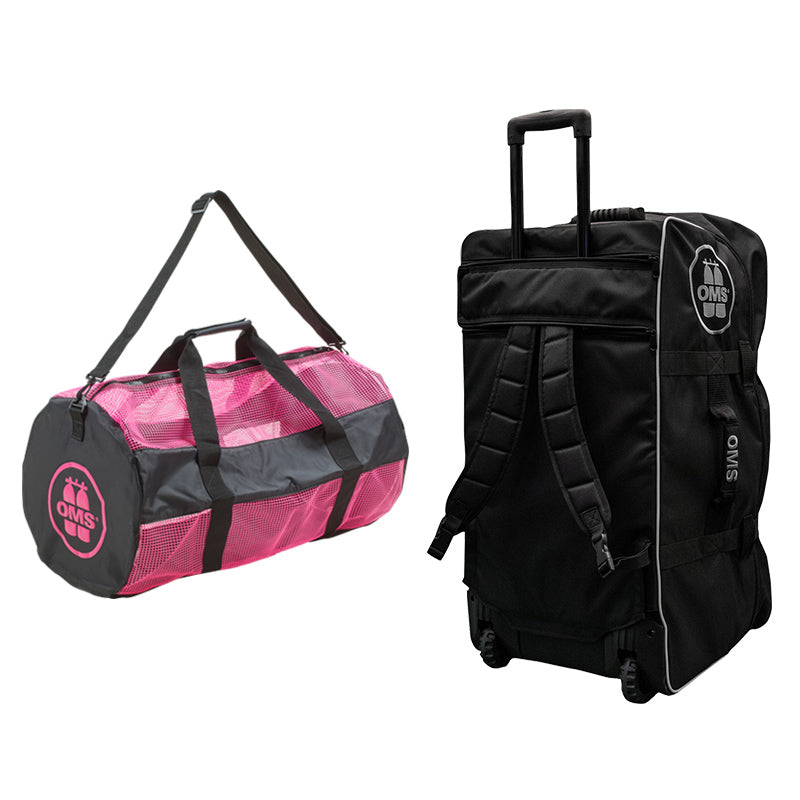OMS Dive Gear bags