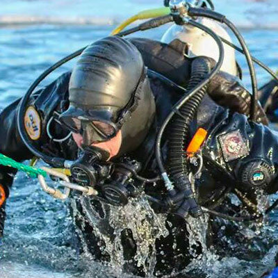 DUI | Diving Unlimited International - Diving Drysuits and Dive Gear - Tim Emmons