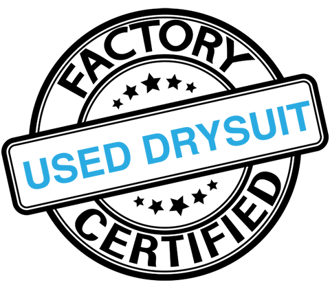 Certified New/Used Drysuits