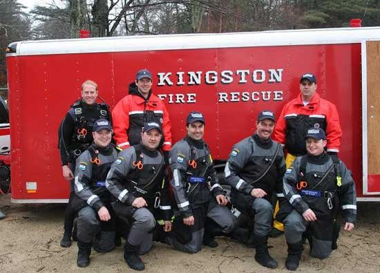 Kingston fire department