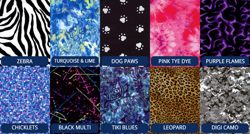 DUI limited edition drysuit fabrics new for 2013