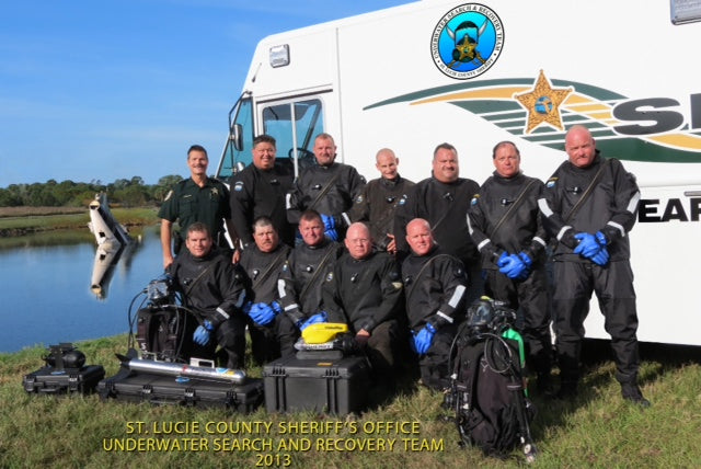 St. Lucie Sheriff's Dive Team