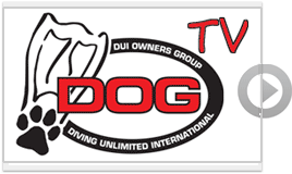 DOG TV - how to drysuit videos on