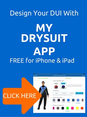 DUI drysuits best in the world