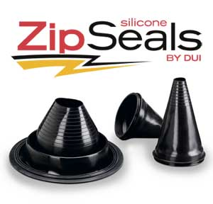 Silicone ZipSeals by DUI