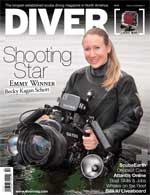 Becky Kagen Schott featured in Diver