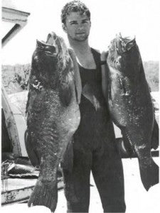 Dick Long Spear Fishing 1960s