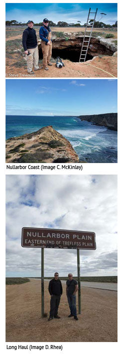 Nullarbor Karst Plain Project