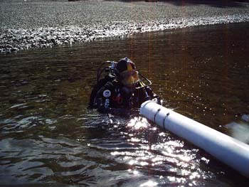Pierce County Sheriff Dive Team