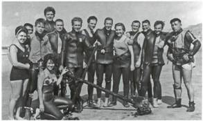 Unlimiteds Dive Club 1963