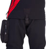 DUI CF200X - Premium Drysuit - Red Tough Duck - Large Zipper Pocket