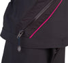 FLX Extreme - Premium Drysuit - Elite Black Tough Duck with Neon Pink Piping