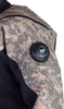 FLX Extreme - Premium Drysuit - Pro Universal Camo Tough Duck - Low Profile Exhaust Valve