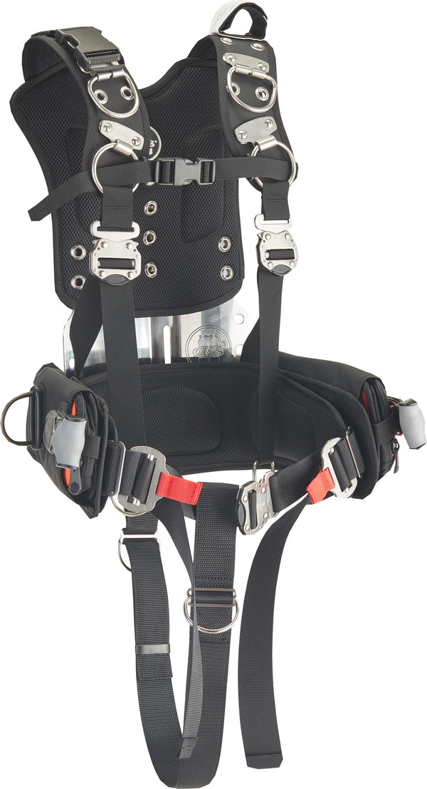 Public Safety Harness Complete W   Weight Pockets