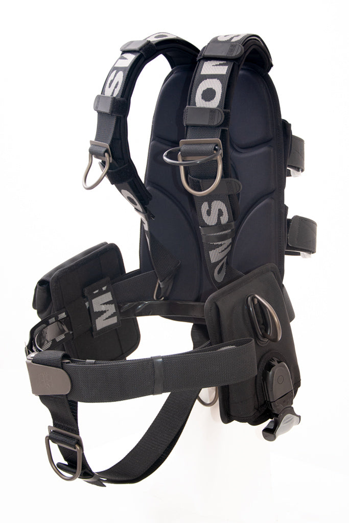 Technical Wall Wire Harness Pocket on
