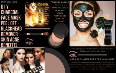 Beauty Mask MakeUp Cosmetics And1ForALL