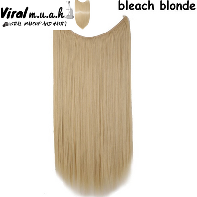 Bleach Blonde  Straight - Viral Makeup and Hair Product Photo