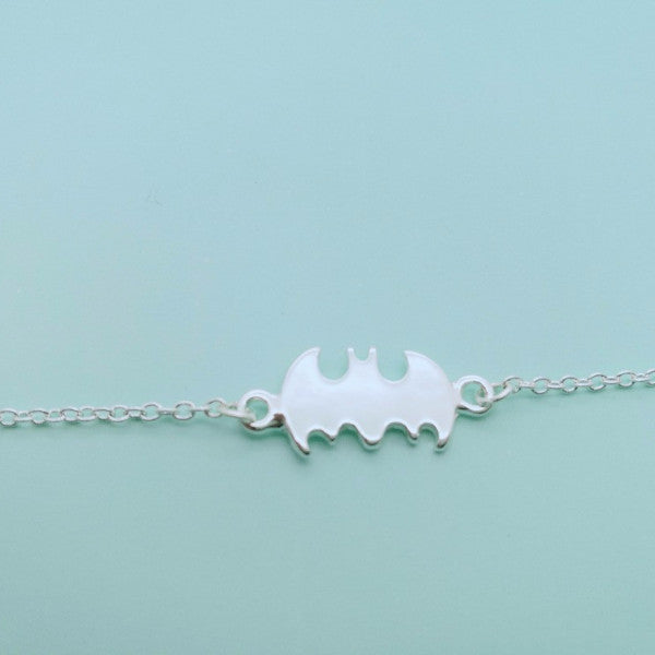 Marvel Batman Jewelry Chain Bracelet-And 1 For All