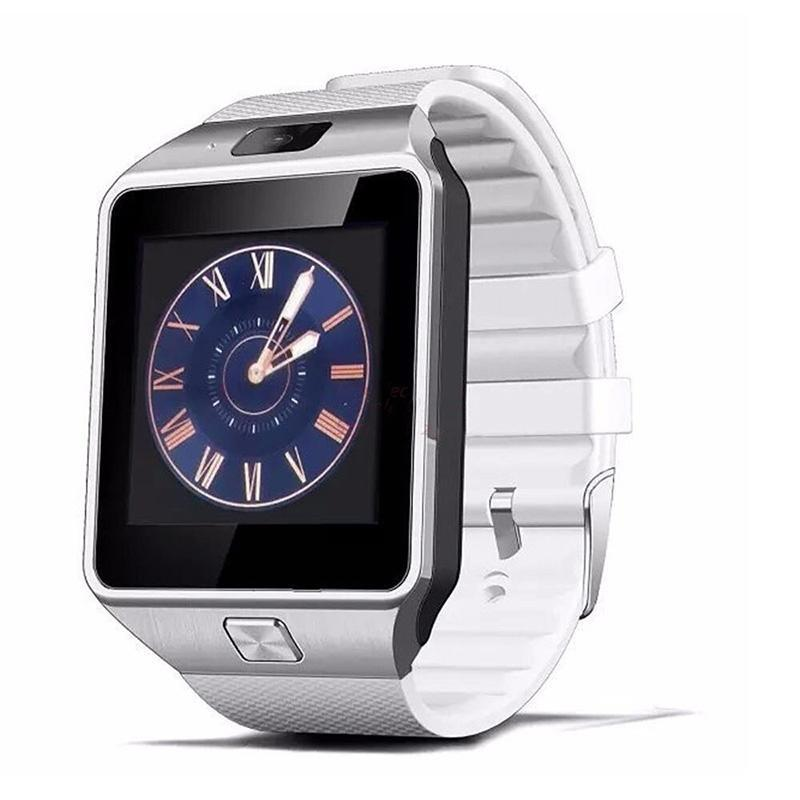 High Quality Sports Smart Watch w/Camera, Bluetooth, SIM Card - Android, IOS - Multi languages