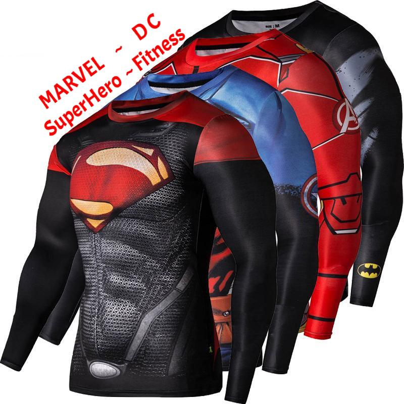 Marvel - The Avengers - DC - SuperHero - Fitness Top 3D Printed T Shirt Collection-And 1 For All