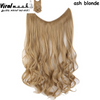 Ash Blonde Curly - Viral Makeup and Hair Product Photo