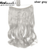 Silver Gray Curly - Viral Makeup and Hair Product Photo
