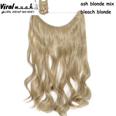 Ash/Bleach Blonde Mix Curly - Viral Makeup and Hair Product Photo.png